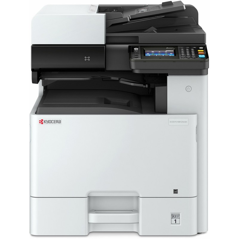 Multifunctional A3 color Kyocera M8124cidn