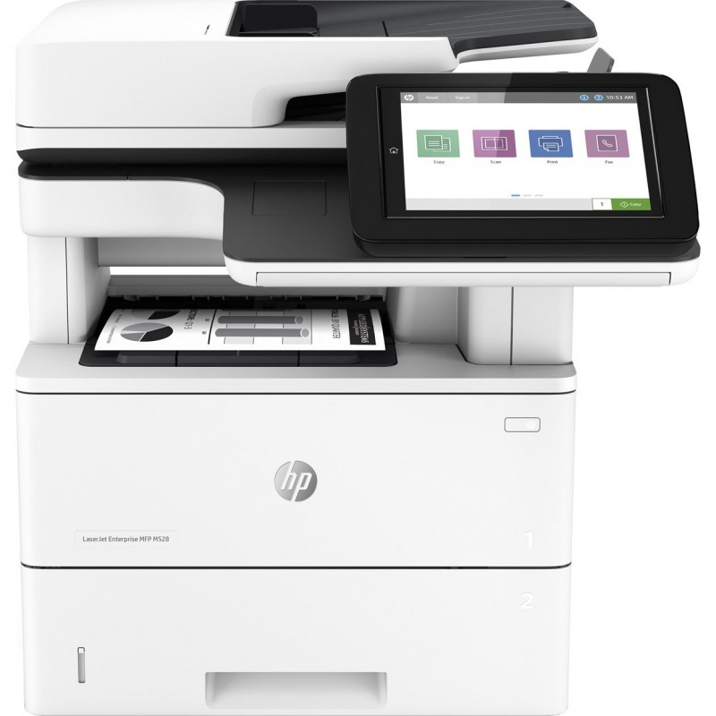 Noul Multifunctional HP LaserJet Enterprise MFP M528dn