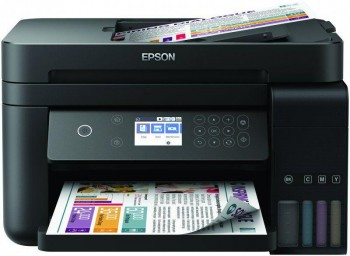 Epson lansează multifunctionalul L6170