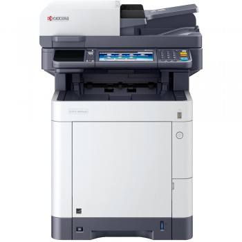 Kyocera lanseaza multifunctionalul laser color format A4 ECOSYS M6635cidn !