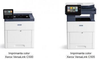 Lansare oficiala echipamente color A4 VersaLink C500 si C505