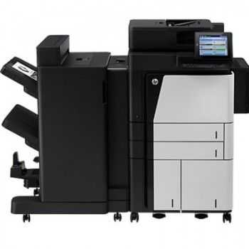 Multifunctional A3 HP LaserJet M830