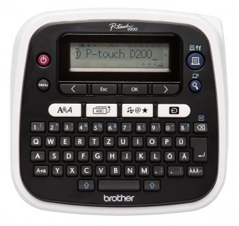 P-touch imprimanta etichete  PTD200BW