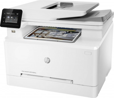 Multifunctional A4 HP Color LaserJet M283fdn