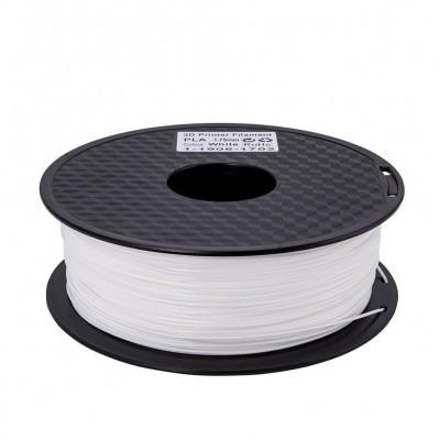 Filament PLA Alb 1.75 mm 3300 Grame