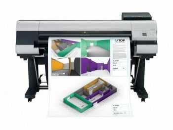 Imprimanta A0 Canon imagePROGRAF IPF830