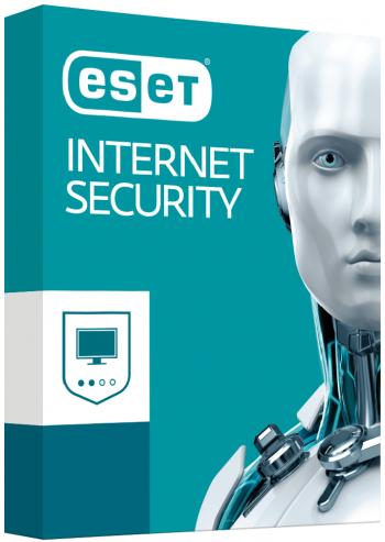 Antivirus ESET Internet Security 1 An 2 Utilizatori