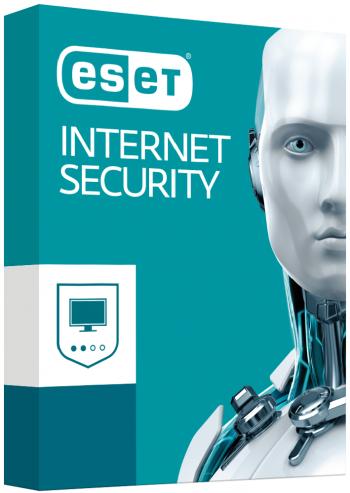 Antivirus ESET Internet Security 1 An 2 Utilizatori