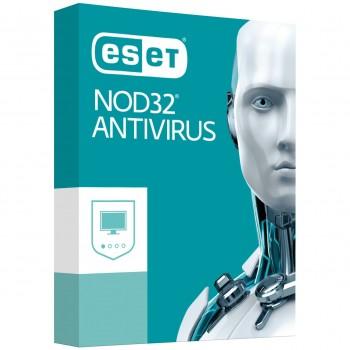 Antivirus ESET NOD32 1 An 2 Utilizatori