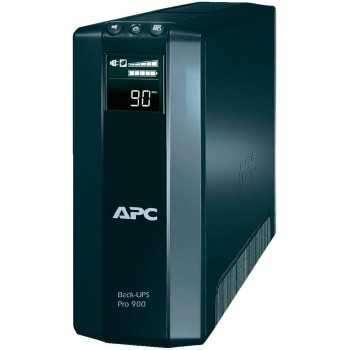 APC Power-Saving Back-UPS Pro 900, 230V (BR900G-GR)