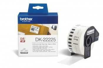 Brother DK22225 Banda continua de hartie 38 mm x 30, 48 m