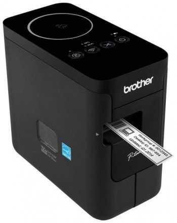 Imprimanta etichete Brother PTP750