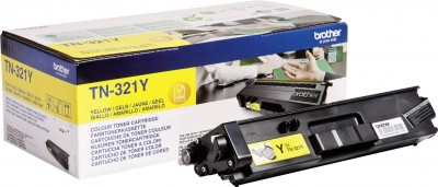 Toner Brother  TN321Y  Yellow 1500 pagini
