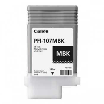 Cartuș Cerneala Canon IPF770 PFI-107 Black Matt (6704B001)