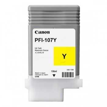 Cartuș Cerneala Canon IPF770 PFI-107 Yellow (6708B001)