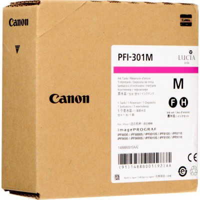 Canon Ink PFI-307 Black Matt (9810B001)