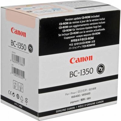 Canon Printhead pigmentierte Tinte BC-1350