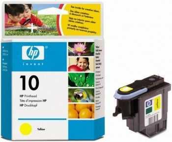 Cap de scriere HP nr 10 yellow
