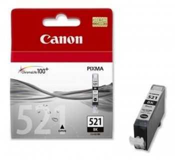 Cartus Canon CLI-521BK black