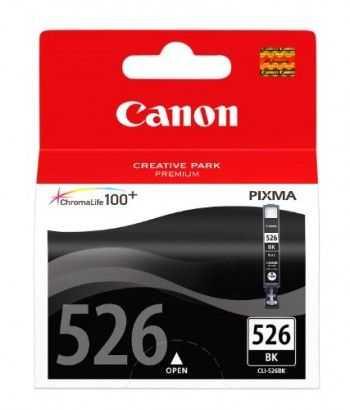 Cartus Canon CLI-526BK black 660 fotografii