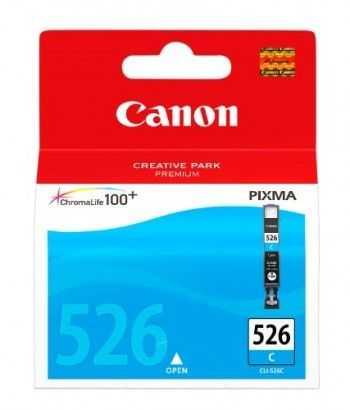 Cartus Canon CLI-526C cyan 207 fotografii