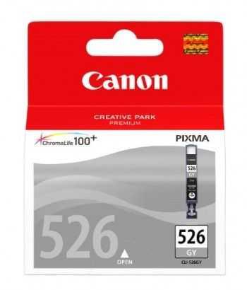 Cartus Canon CLI-526GY grey 200 fotografii