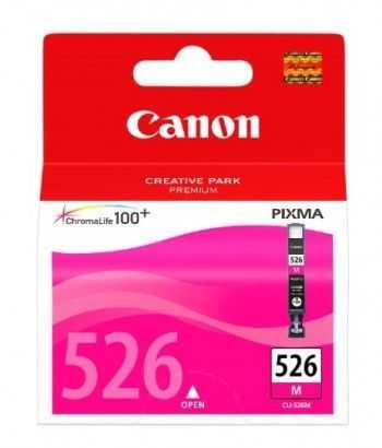 Cartus Canon CLI-526M magenta 204 fotografii