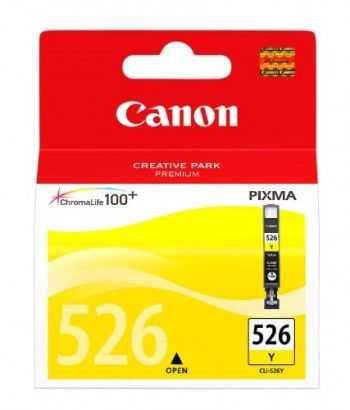 Cartus Canon CLI-526Y yellow 202 fotografii