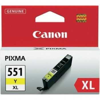 Cartus Canon CLI-551Y yellow XL 11ml pentru  iP7250
