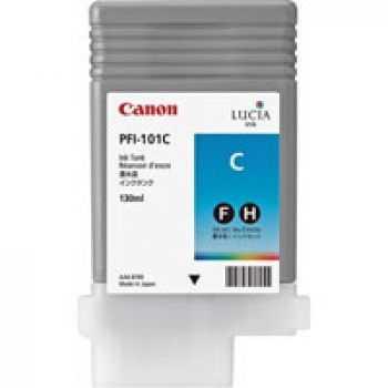 Cartus Canon PFI-101C cyan IPF5100  IPF6000S  IPF6100/6200