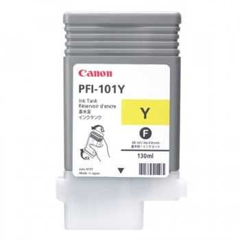 Cartus Canon PFI-101Y yellow IPF5100  IPF6000S  IPF6200