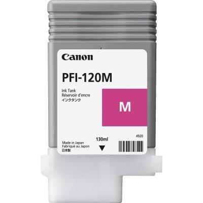 Cartus Canon PFI-120M Magenta 130ml