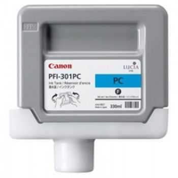 Cartus Canon PFI-301PC calitate foto cyan
