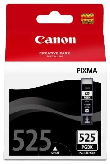 Cartus Canon PGI-525BK black 341 pagini