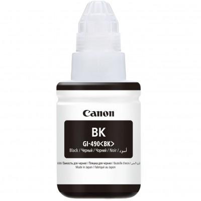 Cartus Cerneala Canon GI-490 BK Negru 135ml