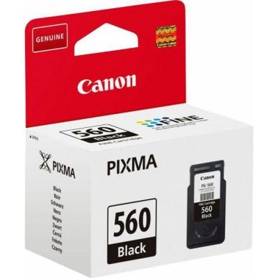 Cartus Cerneala Canon PG-560, pentru TS5350 Black 180 Pagini