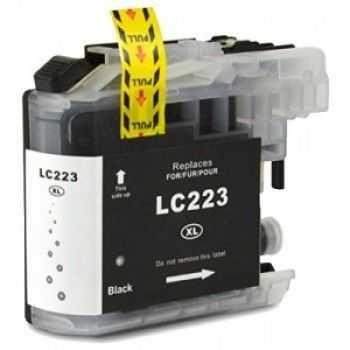 Cartus Cerneala Compatibil LC223BK XL Black