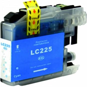 Cartus Compatibil LC225XLC Cyan 1200 pagini