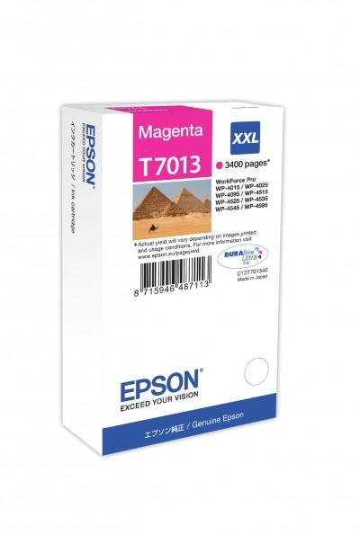 Cartus Cerneala Epson Ink T7543 Magenta XXL (C13T754340)
