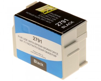 Cartus Compatibil Black 27XXL (T2791)
