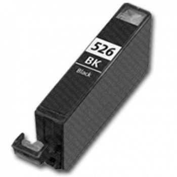 Cartus compatibil Canon CLI-526BK black 660 fotografii