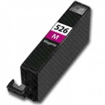 Cartus compatibil Canon CLI-526M magenta 204 fotografii