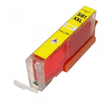 Cartus Compatibil CLI-581XXL Yellow