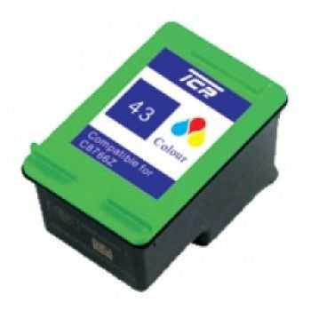 Cartus compatibil HP nr 343 tri-colour