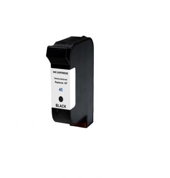 Cartus Compatibil HP nr 45 XL Black