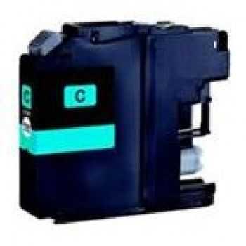 Cartus compatibil LC125XLC cyan
