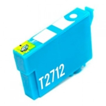 Cartus Compatibil T2712 XL Cyan