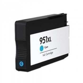 Cartus de cerneala compatibil 951XL Cyan Officejet Pro 8100 Pro 8600