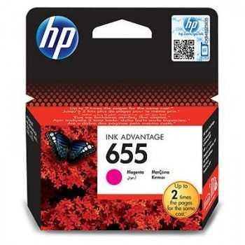 Cartus HP 655 Magenta 600 Pagini