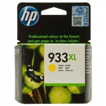 Cartus de cerneala HP 933XL Yellow Officejet 6100